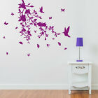 Honeysuckle Tree Wall Stickers Home Art Vinyl Room D Decorations Removable A204