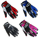 WULFSPORT Kids Gloves Motorcross BMX Mountain Bike Trials Childrens Off Road