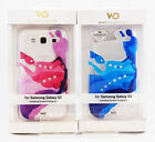 White Diamonds Liquid Crystal Case Screen Protector Samsung Galaxy S3 SIII NEW