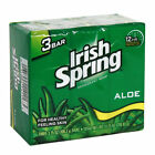 2 pack of 3 - Irish Spring Deodorant Soap - 3.75 oz Bars