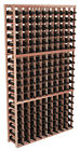 18-180 BTL Premium Redwood Wine Cellar Kits. Seamlessly Expandable Wine Cellars. photo