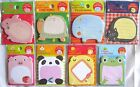 Fusen Collection Animal Sticky Notes (Your Choice of Design)