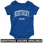 Kentucky Represent One Piece - Lexington Baby Infant Creeper Romper - NB to 24M