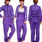 New Sports Fitness Women's Weight Loss Slimming Sauna Sweat Exercise Suit Set