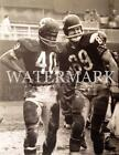 AM632 Gale Sayers & Mike Ditka Chicago Bears Sideline 8x10 11x14 16x20 Photo