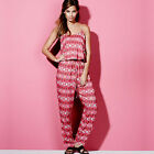 Avon Spice Moderne Jumpsuit With Adjustable Straps ~ Choose Your Size ~ New