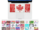 Canada Flag Pattern Silicone Keyboard Cover Skin For MacBook Pro Air 13 15 17