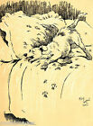 Cecil Aldin photo print from A Dog Day -choice of 27 images -  buy 3 get1 free