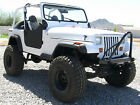 Jeep+%3A+Wrangler+BEAST+BEAST+454+BBC+Chevy+Powered+700R4+Overdrive+6%22+Spring+Over+New+35s+New+Interior