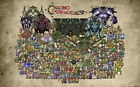 "035 Chrono Trigger - Role Playing Video Game 22""x14"" Poster"