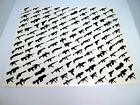 "12""x15"" Universal Gun Sheet Rogue Decals Without Triggers Show Status Sticker"