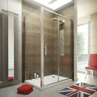 Ergonomic Designs 1100 x 800 Sliding Shower Door Enclosure