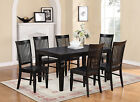 Weston 7 Pieces dining table set for 6-Dining Table and 6 Dining chairs