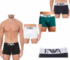 EMPORIO ARMANI BOXER BRIEFS - MENS & BOYS UNDERWEAR - STRETCH COTTON (BRAND NEW)