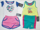 Air Jordan Nike Infant Girls Outfits 2 To Choose From Sizes 6-9M 3T 4T NWT