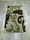 QUALITY SHAGGY RUGS SPECIAL OFFER THICK PILE BLUE BLACK RED BROWN SMALL MEDIUM