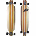 F2 Ride Complete Longboard 905853 Drop Through Cruiser Freestyle Downhill NEW