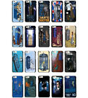 DOCTOR WHO Series Tardis Police Box Dalek For iPhone 5 5S COVER Case + Gift A10