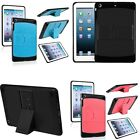 Clearance Sale! Lowered! iPad Mini Shockproof Unique Design Hard Kickstand Case