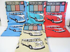 New Retro VW  Vdub Camper Van Design 100% Cotton Tea Towel 4 Designs Ideal Gift