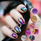New Makeup Galaxy Nail Art Tips Stickers Decals Acrylic Manicure Decorations DIY