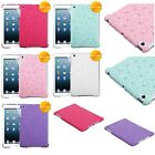 Clearance Apple iPad MINI Cover Bling Sparkle Diamond Resin Crystal Back Case