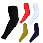 Child Adult Sport Basketball Honeycomb Pad Arm Hand Elbow Sleeve Brace Support
