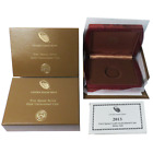 2013-W UNC $10 Gold Helen Taft First Spouse Box & COA No Coin