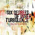 Six Degrees of Inner Turbulence by Dream Theater (CD,-2002, 2 Discs,.WARNER..