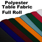 Polyester Table Fabric (Full 25 Meter Roll)
