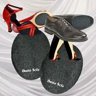 Kyпить Danz Solz Stick on Dance Soles for Dancing Shoes Ballroom Swing Salsa 2 Pair на еВаy.соm