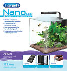 Interpet Nano LED Fish Tank Aquarium Kit Various Sizes