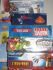 Bop Bag Super Hero's Monsters Inc Toy Story Spider-men Iron-man