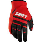 11458-003 Shift Assault Gloves Red Motorcycle Race  MX ATV Offroad