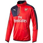 Puma Arsenal FC Official 2015 - 2016 Soccer DryCell Training Top New Red / Navy