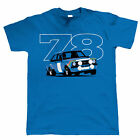 Escort Mk2 RS1800 Rally Car T Shirt, Gift For Dad Him Christmas