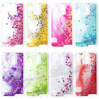 Glitter Bling Stars Liquid Novelty Colourful Cover Case For Samsung Galaxy S5