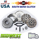 South Bend Clutch Dual Disc 2001-2005 Dodge Ram 2500 3500 Diesel NV5600 6 Speed