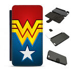 Leather Wonder Woman Logo Movie Diana Prince Movie Phone Cover Case