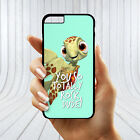 Squirt Finding Nemo SO TOTALLY ROCK Disney Dory Turtle Hard Phone Cover Case