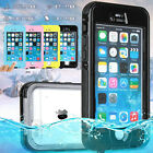 FC Waterproof Fingerprint Touch ID Case Cover For Apple iphone 6 & iPhone 6 Plus
