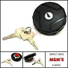 CLASSIC MINI - CLUBMAN 1275gt BLACK PLASTIC PETROL LOCKING CAP WITH 2 KEYS (NEW)