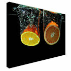 Grapefruit and orange Canvas Art Affordable Wall Print Great Value