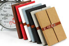For iPad mini 2 3 4 Air 1/2 Retina Button Buckle Belt Smart Leather Case Cover