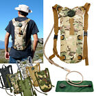 3L Hydration System Survival Water Bag Pouch Backpack Bladder Climbing Hiking