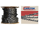 100 ft Foot Roll of Carlton Chainsaw Saw Chain Full Chisel Made in Usa