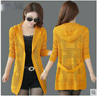 spring autumn Han edition fashion loose knitting  Ms. shawl with a cardigan