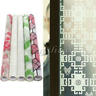 Frosted Window Film Privacy Covering Stained Glass Vinyl Stickers Decor 45*90cm