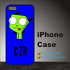 GIR Invader Zim New TPU Cover iPhone 4s 5s 5c SE 6+ 6s+ Case 7 8 8+ X #OM