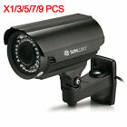 LOT1/2 SUNLUXY 700TVL EFFIO-E 1/3 Exview CCD 2.8-12mm 42IR CCTV Security Camera